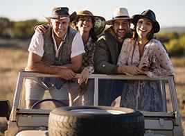 Group Safari Content 1 - Ultimate Wildlife Adventures