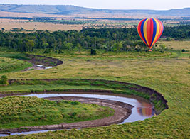 Hot Air Balloon Safari Content 2 - Ultimate Wildlife Adventures