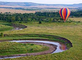 Hot Air Balloon Safari Content 2 - Ultimate Wildlife Adventures