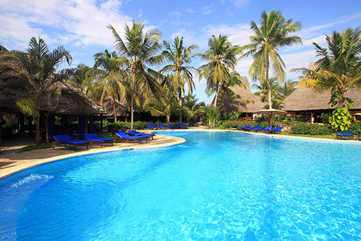 Tanzania & Zanzibar Luxury Honeymoon, Breezes Beach Club 3 - Ultimate Wildlife Adventures