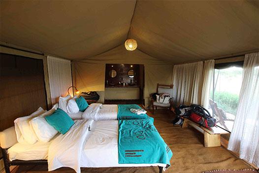 Tanzania & Zanzibar Luxury Honeymoon, Kiota Camp - Ultimate Wildlife Adventures