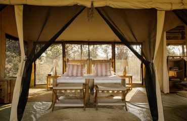 Camping is taken to a new level at Kigelia Ruaha. Luxury is blended perfectly with bush authenticity.
