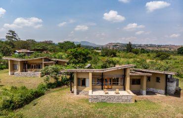 Each banda at Kyambura Gorge Lodge is named after the chimpanzees of Kyambura Gorge.