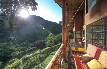 Relax on the verandah with a good book whilst appreciating the natural music of the jungle.