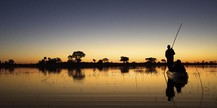 Canoeing and Mokoro - Ultimate Wildlife Adventures