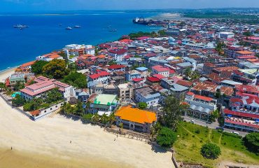 Historic Stone Town, the capital of Zanzibar