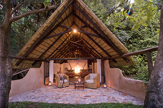 Luangwa Zambezi Explorer, Nkwali Camp 2 - Ultimate Wildlife Adventures