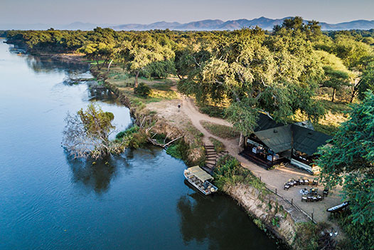 Luangwa Zambezi Explorer, Old Mondoro Camp - Ultimate Wildlife Adventures