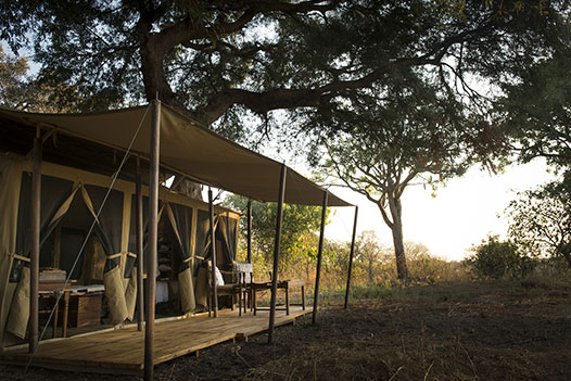 Tanzania Wild West, Chada Camp 2 - Ultimate Wildlife Adventures