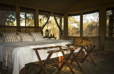 Expect authentic comfort at Chada Katavi Camp