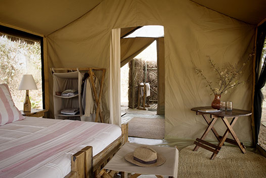 Tanzania Wild West, Nomad Kigelia Camp 2 - Ultimate Wildlife Adventures