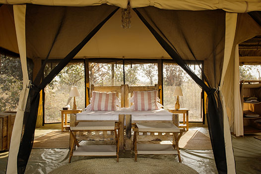 Tanzania Wild West, Nomad Kigelia Camp 3 - Ultimate Wildlife Adventures