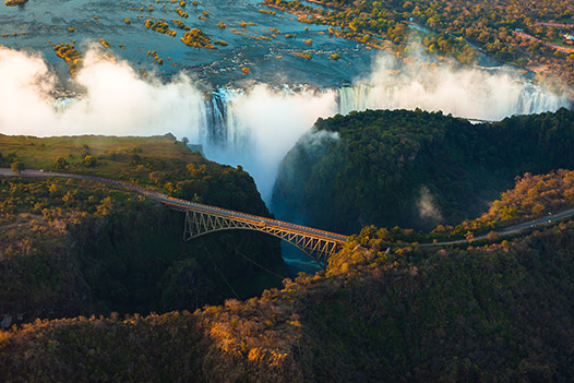 Waterfalls and Wilderness, Victoria Falls 2 - Ultimate Wildlife Adventures