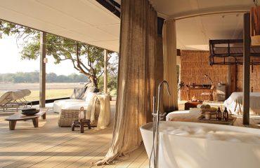 Luxury awaits at Chinzombo