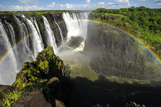 Waterfalls and Wilderness, Victoria Falls 3 - Ultimate Wildlife Adventures