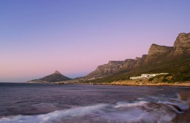 Nestled beneath the Twelve Apostles Mountain Range the hotel commands a tranquil setting