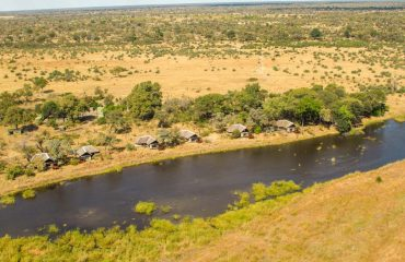 Kwando Lagoon is located in its own private reserve miles away from any other civilisation.