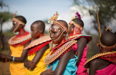 Meet the Samburu Tribe whilst at the Loisaba Conservancy
