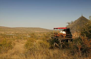 Enjoy an experience of a lifetime and spend a night in the Loisaba Star Bed