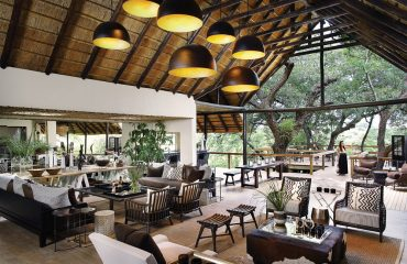 Londolozi Tree Camp enjoys bright and open public spaces