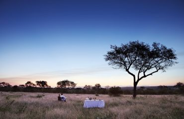 Nothing is more invigorating than stopping for sundowners in the African wilderness