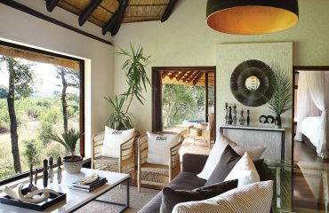 5 star spacious accommodation awaits at Londolozi Tree Camp