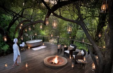 Utter luxury awaits on your very own private deck at Morukuru Owner's House