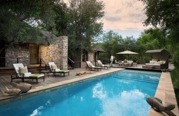 Morukuru Owner's House private pool