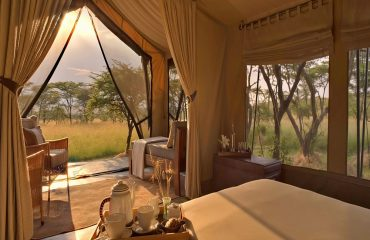 Authentic luxury awaits at Naboisho Camp