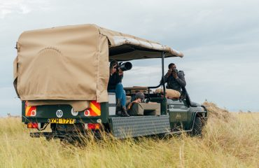 Asilia Africa has one of its specialist photographic vehicles resident at Naboisho Camp (extra charge applies)