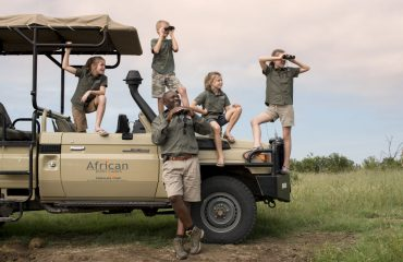 Safari activities are deliberately made fun to maintain the interest of your children throughout your stay at Somalisa Acacia Camp.