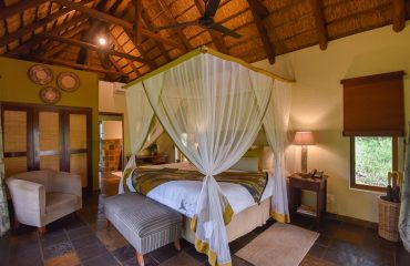 Accommodation is spacious and authentic with en suite facilities.