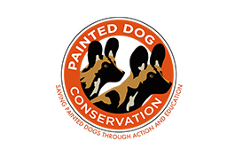 Painted Dog Conservation Logo - Ultimate Wildlife Adventures