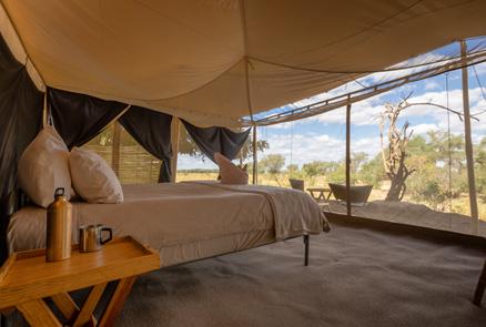 Chula Island Camp, Wild Zambia Safari with Ultimate Wildlife Adventures