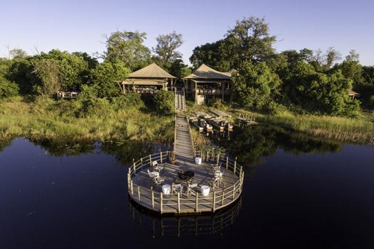 Duma Tau Camp, Wilderness Safaris- Ultimate Wildlife Adventures African Safaris