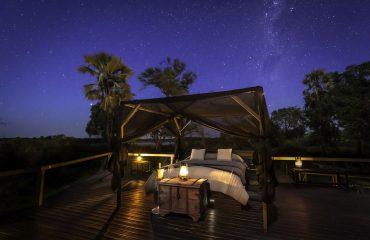 Abu Camp star beds