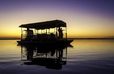 Duma Tau Luxury Barge
