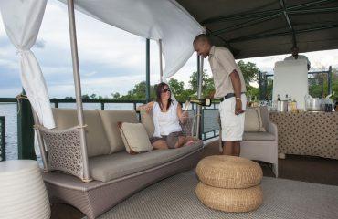 Luxury Barge Safari